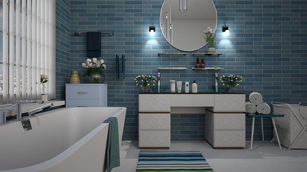 bathroom 3563272  340 - Jak správně vybavit koupelnu?